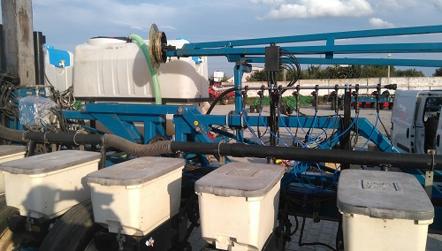 Modernization of KINZE and Prosem seeders for the application of liquid fertilizers