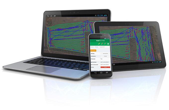 Мобильные устройства в точном земледелии